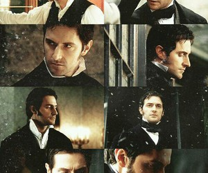 elizabeth gaskell, north and south, and mr thornton image