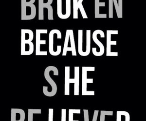 broken, he, and quote image