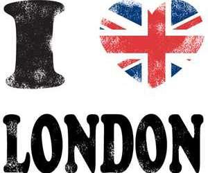 london, england, and blue image