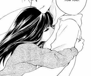 manga, anime, and love image