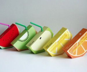 fruit, juice, and apple image