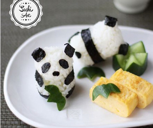 japan, japanese, and panda image