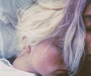 angel, beautiful, and hair image