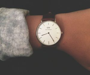watch, daniel wellington, and vintage image