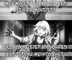 anime, tokyo ghoul, and monster image