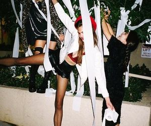 grunge, party, and friends image