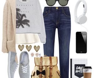 caro, fashion, and outfits image