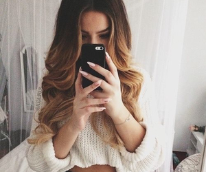 beautiful, fashion, and blonde image