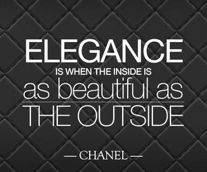 quotes, coco, and elegance image