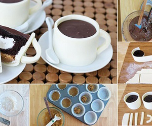 diy, cupcake, and food image