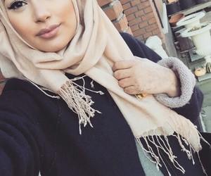 afghan, beauty, and hijab image