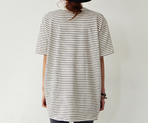 fashion, stripes, and indie image