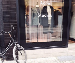acne, fashion, and store image