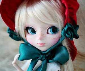 blond, blondie, and doll image
