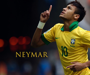 Dream, neymar, and fit image