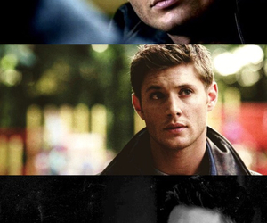 dean winchester, Hot, and hot guys image
