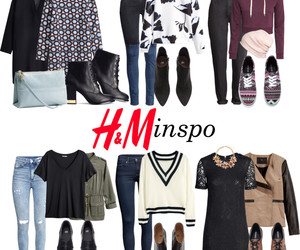 fashion, H&M, and hm image