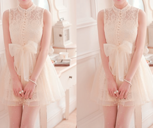 dress, girl, and styles image