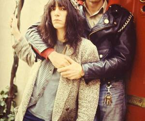 Patti Smith, Robert Mapplethorpe, and rock n roll image