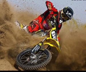 moto, motocross, and sable image