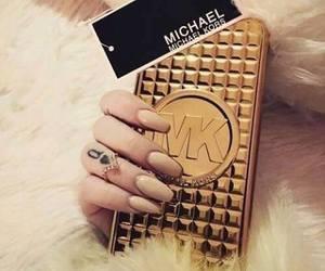 Michael Kors, nails, and fashion image