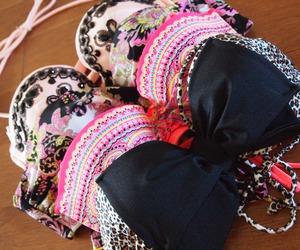 bikini, summer, and girly image