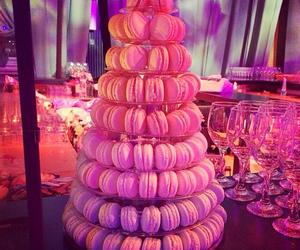 macarons, tower, and beautifil image