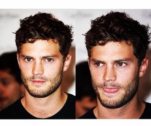 Jamie Dornan, sexy, and fifty shades of grey image