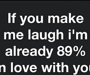 quote, love, and laugh image