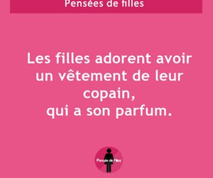 filles and pensees image