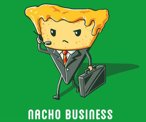 business, food, and funny image