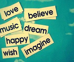 love, happy, and Dream image