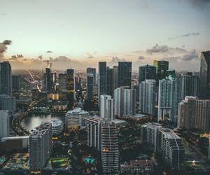 city, skyscraper, and wallpaper image