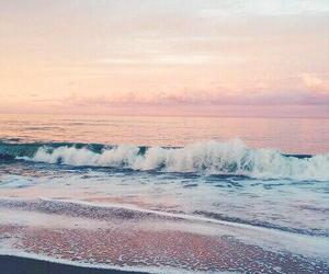 amazing, beach, and car image