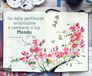cherry blossom, frasi, and quotes image