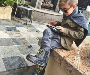 boy, cool kids, and style image