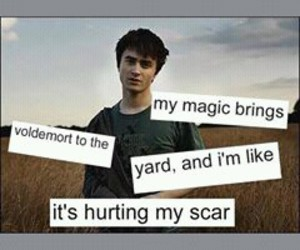 daniel radcliffe, lol, and funny image
