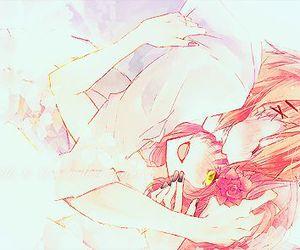anime, anime couple, and love image