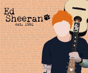 singer and ed sheeran image