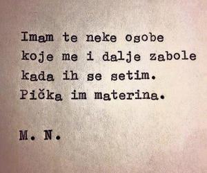 quote, Serbia, and love image