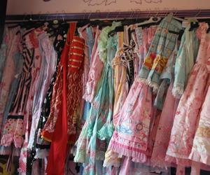 clothes, Harajuku, and kawaii image