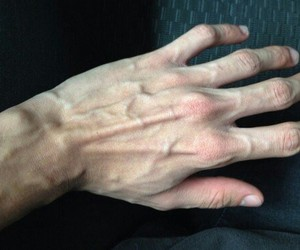 arm, awesome, and hand image