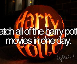 before i die and harry potter image