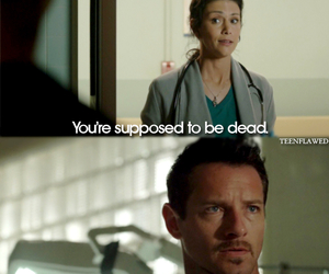 teen wolf and peter hale image