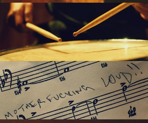 drums, whiplash, and j.k. simmons image