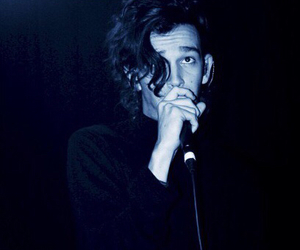 the 1975, perfect, and matty healy image