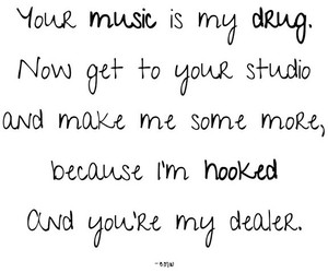in love, hooked, and addicted to you image