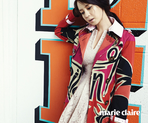 marie claire, 2015.03, and song ji hyo image