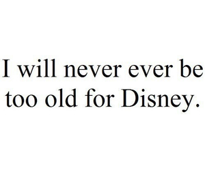 disney, quotes, and old image