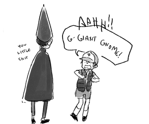 gravity falls and over the garden wall image
